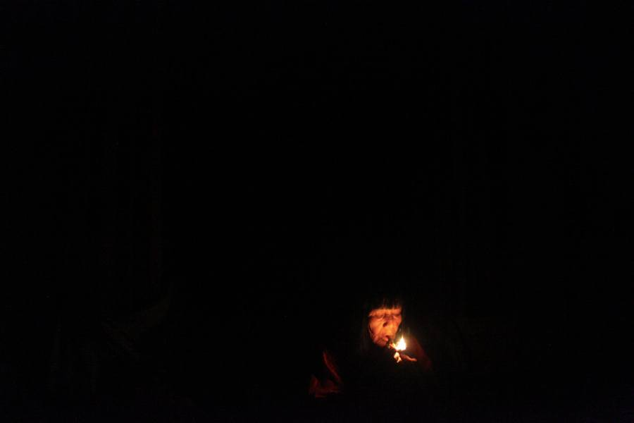 Shaman In The Dark