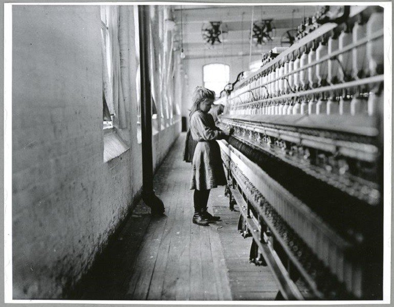 South Carolina Cotton Mill