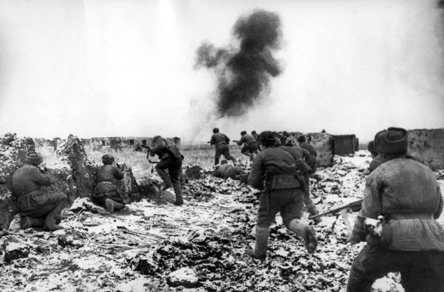 Stalingrad Charge