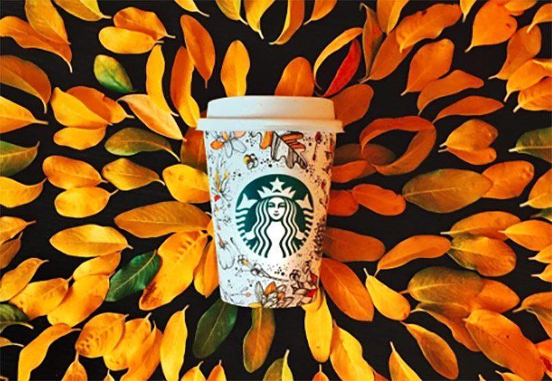 Starbucks Orange