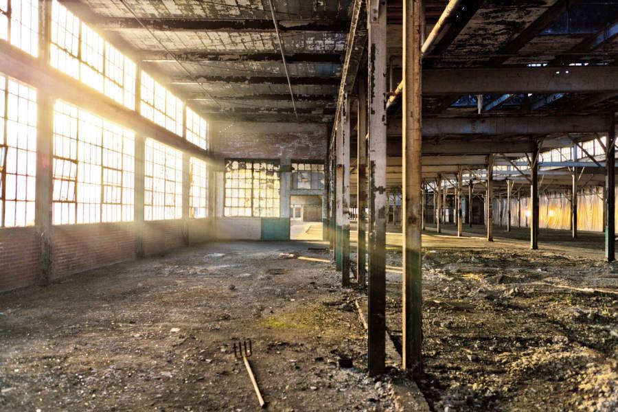 Sunlight Factory Interior