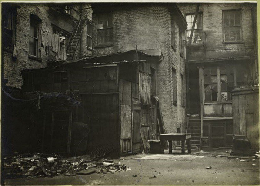 Tenement Worker Residence