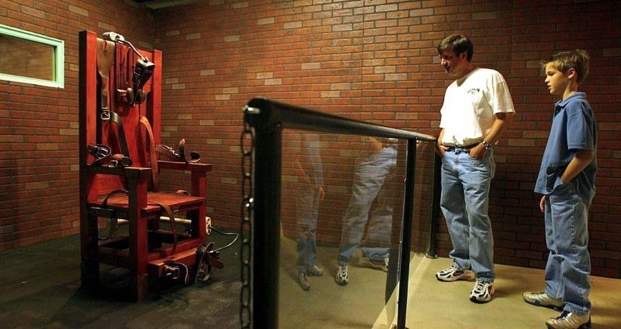 Texas Death Penalty Sparky