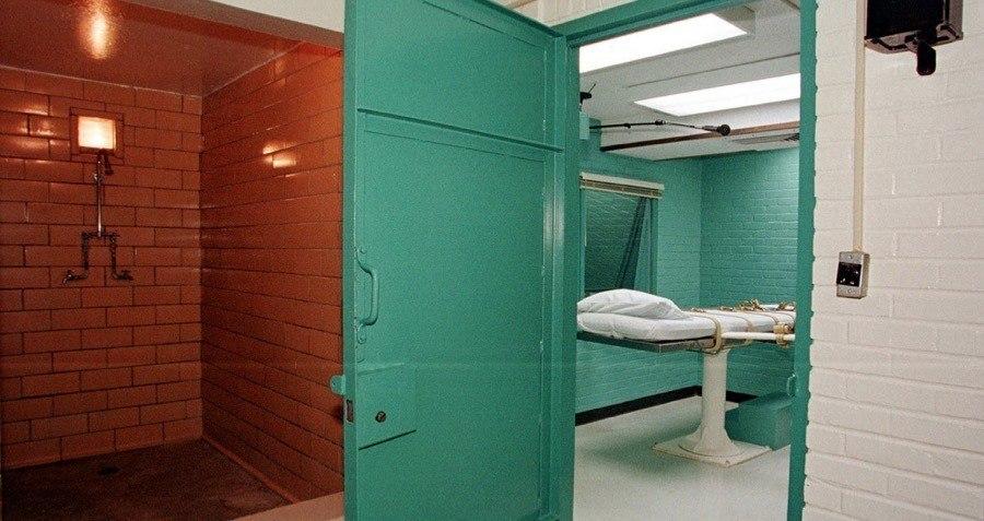 Texas Prison Death Penalty