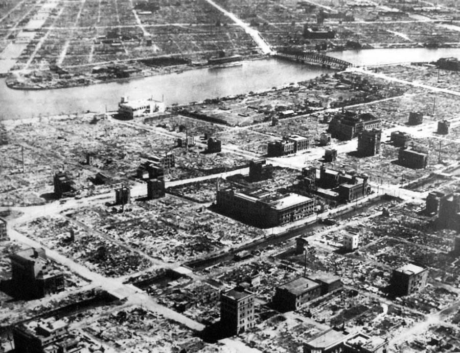 Tokyo Bombing