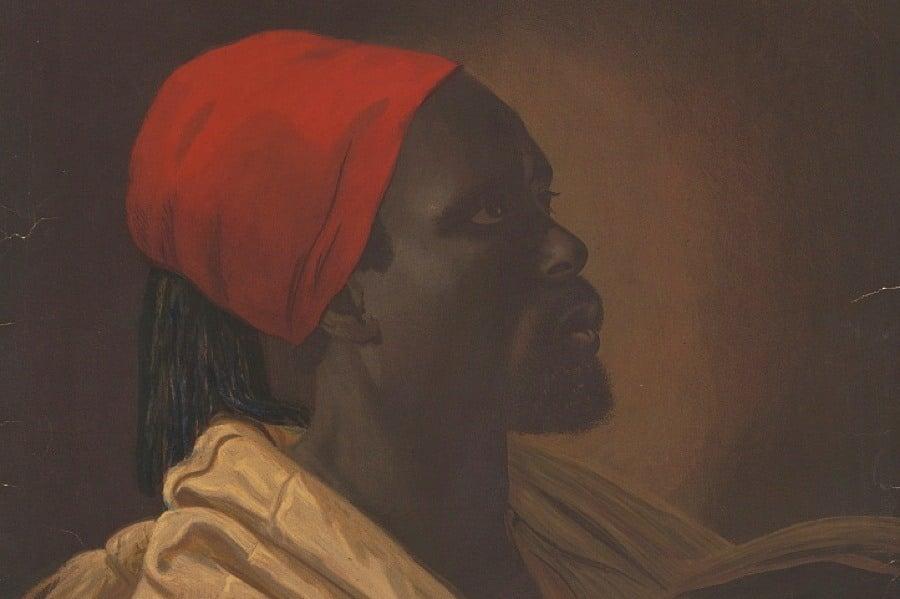 Toussaint L'Ouverture Portrait