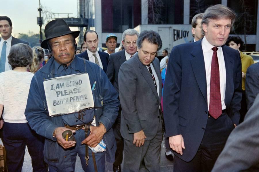 Trump Beggar