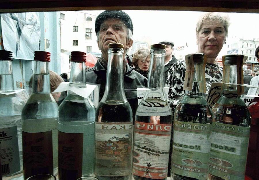 Vodka Russia