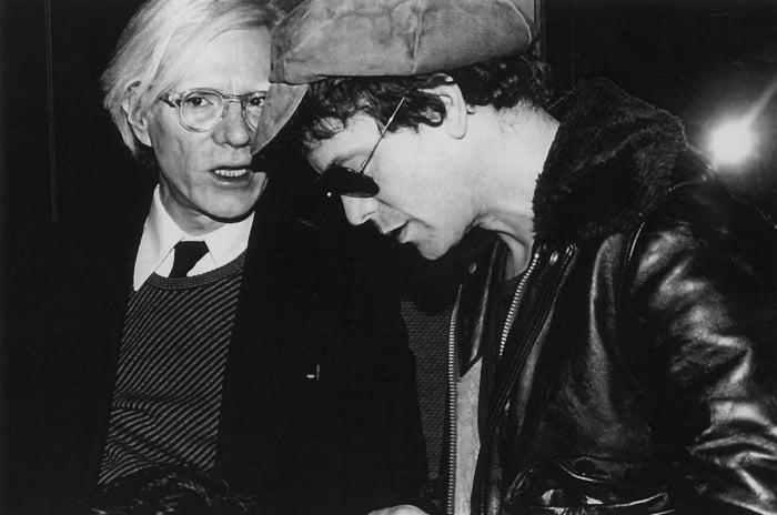 Warhol And Reed
