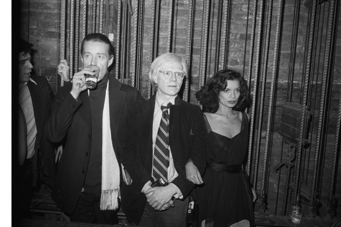 Warhol Trio Entry