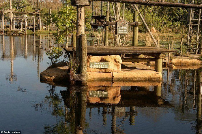 Water Disneyland