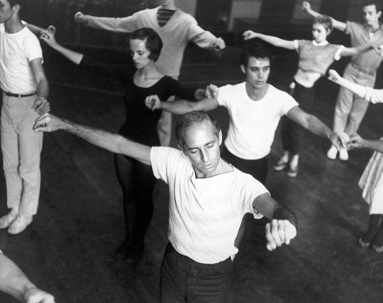 West Side Jerome Robbins