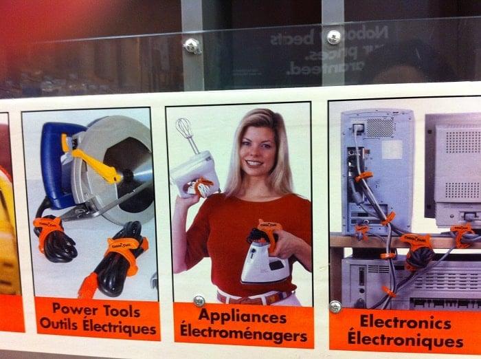 Women Love Appliances Home Depot Ad