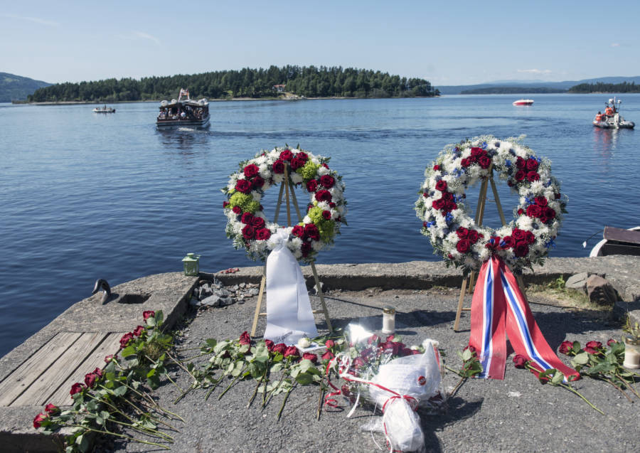 2011 Norway Attacks Anniversary