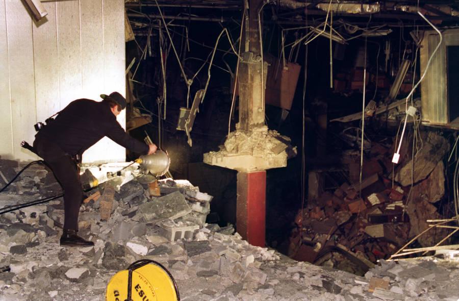 Wtc Bombing 1993
