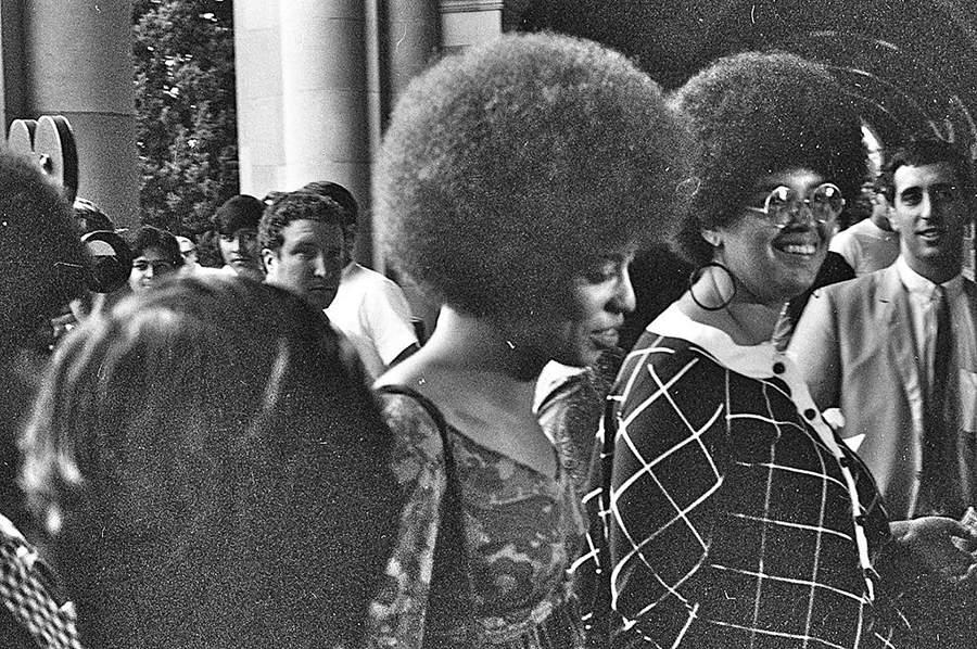 Angela Davis Black Panther Party