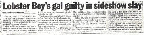 Murder Of Grady Stiles Jr.