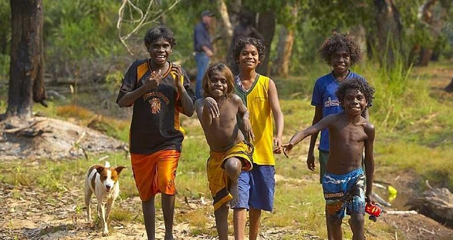 Aborigine Genocide Modern Kids
