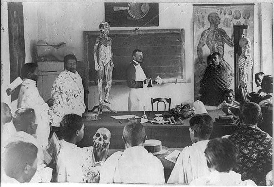 Anatomy Class Sudan