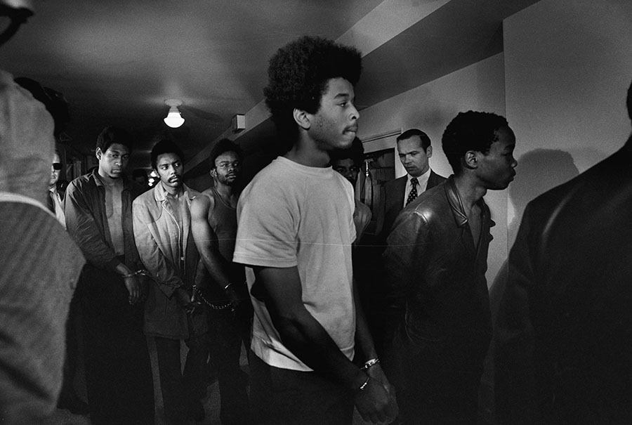 Arrest Of A Black Panther