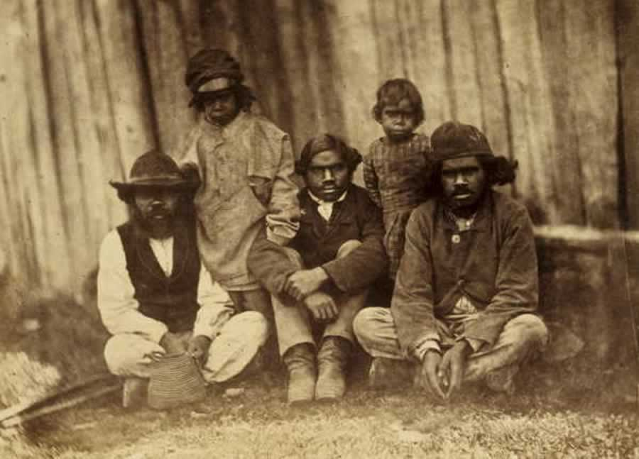 Australia Genocide Aborigine