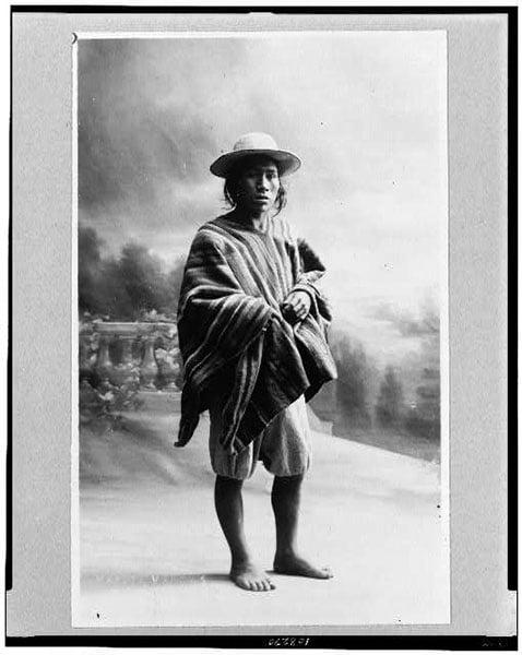Aymara Indian