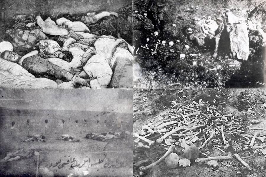 Bones And Corpses