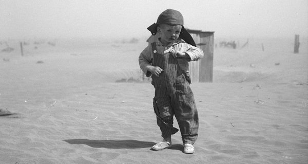 47 Dust Bowl Pictures That Are Still Haunting Today