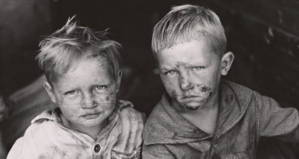When America Was A Desert: Haunting Images Of The Dust Bowl