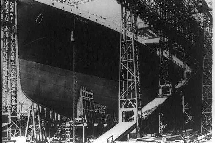 Building The Titanic