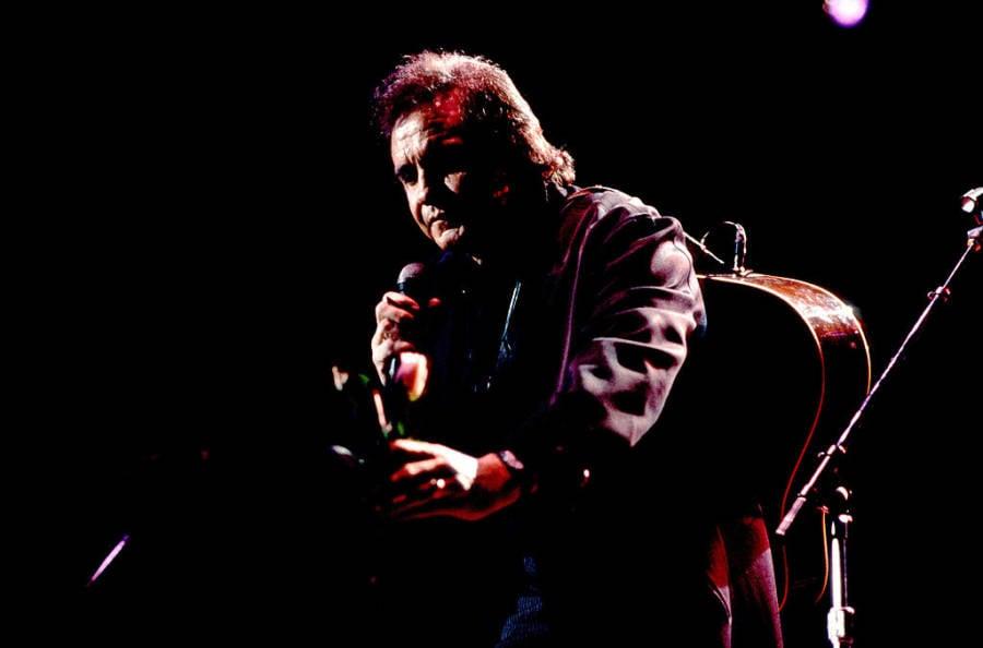 Cash Live On Stage