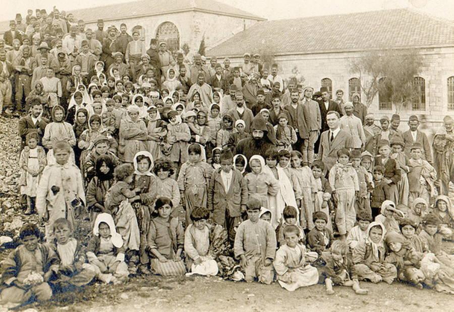 Child Survivors Of The Genocide