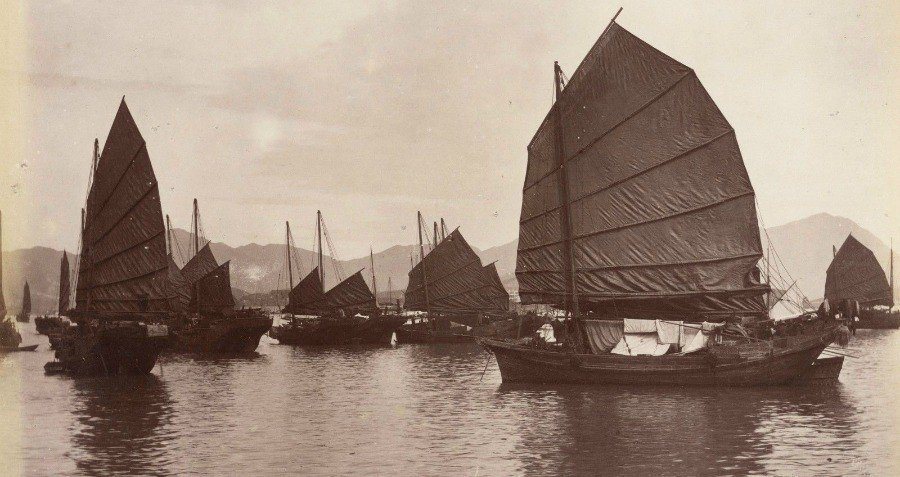 Chinese Pirate Ships