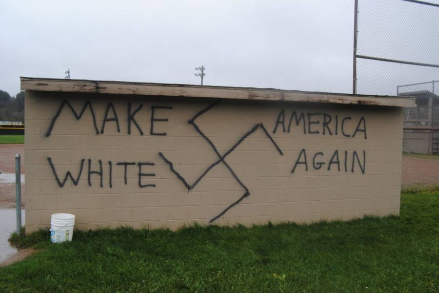 Copy Racism Trumpland