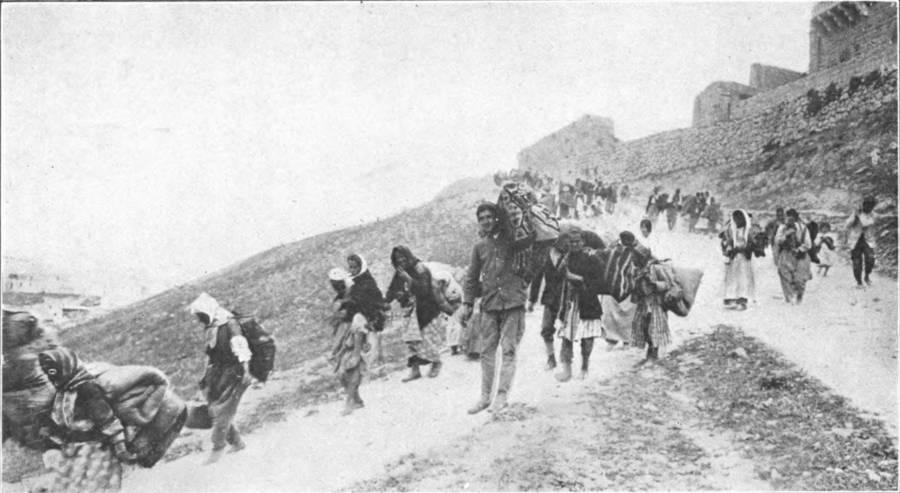 Armenian Deportees