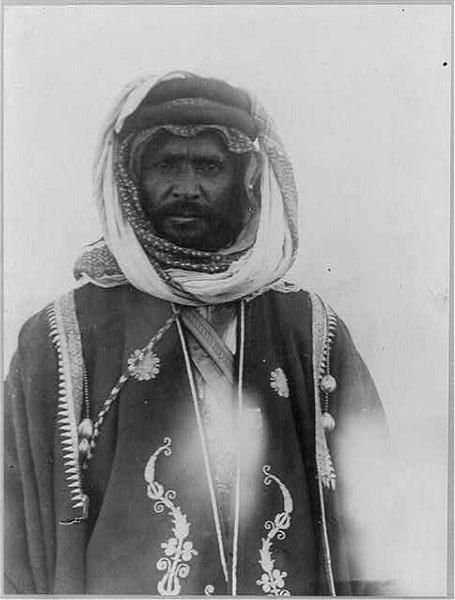 Desert Sheik Emir