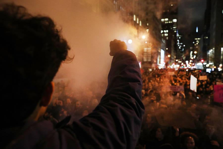 Donald Trump Protests 622093536