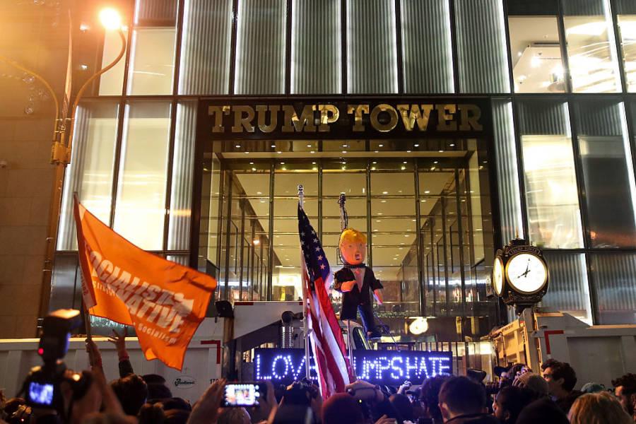 Donald Trump Protests 622094020