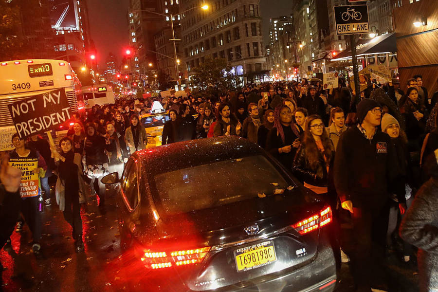 Donald Trump Protests 622096024