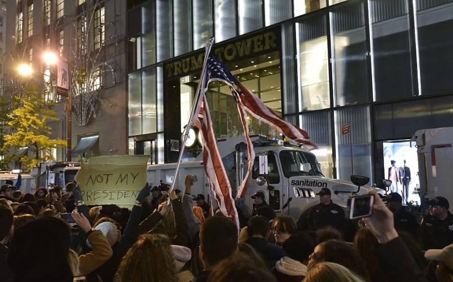 Donald Trump Protests 622097138