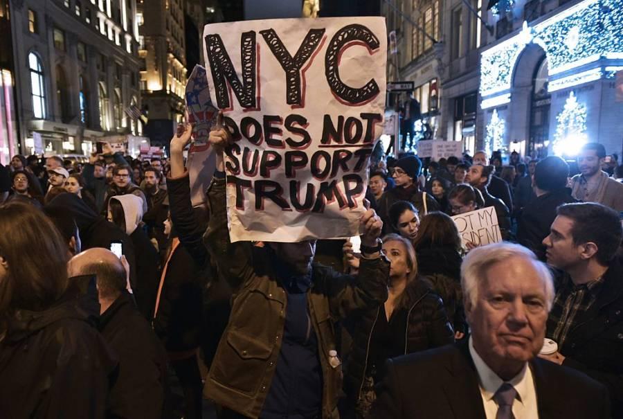 Donald Trump Protests 622098592