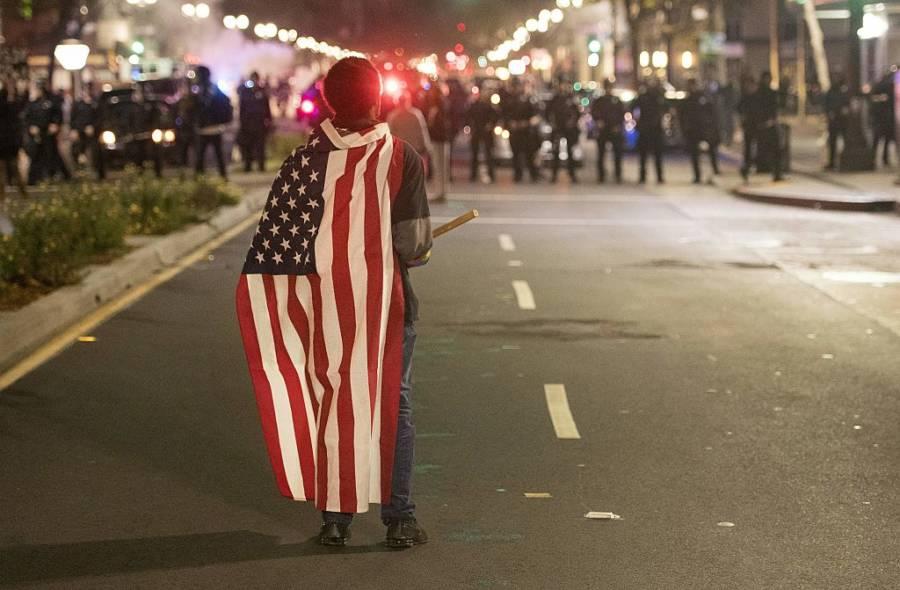 Donald Trump Protests 622118748