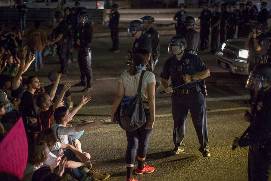 Donald Trump Protests 622130230