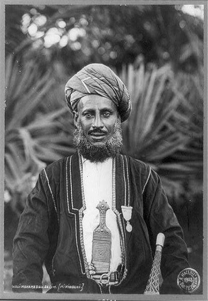 East African Sultan
