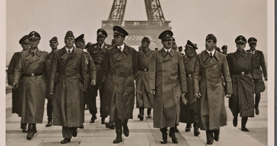 Absurd Nazi Propaganda Photos And Captions Whose Tactics Are Sadly Relevant Today