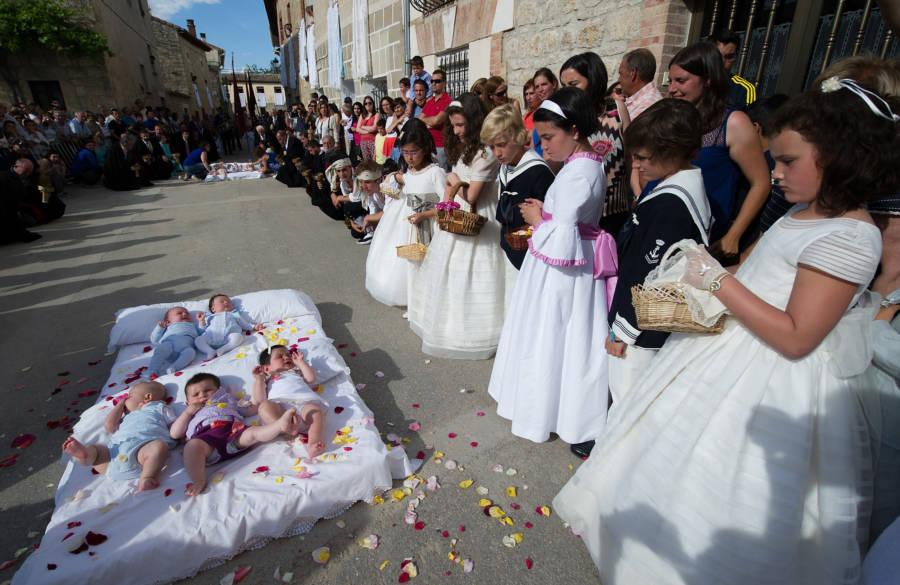 El Colacho Girl Dresses