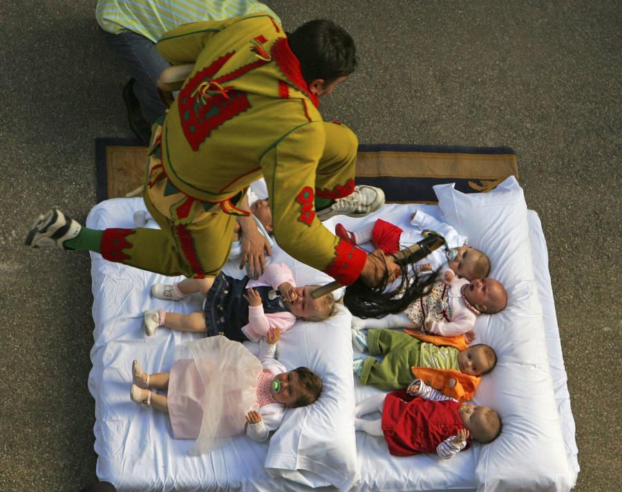 El Colacho Seven Babies