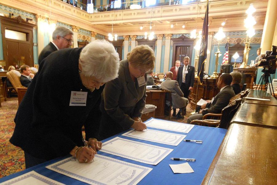 Electoral College Electors Voting