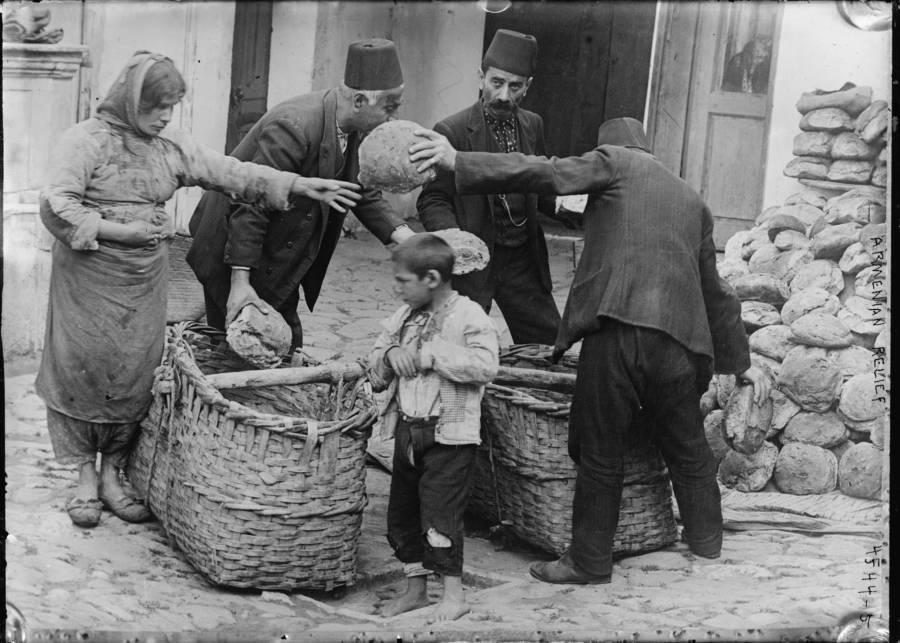 Food Relief Baskets