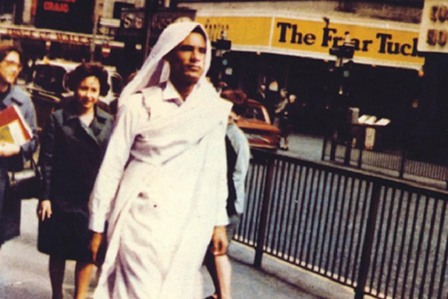Gaddafi In London